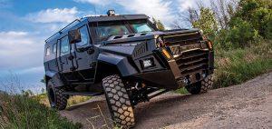 armor car